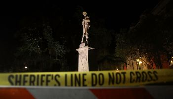 Monuments To The Confederacy In Question As Cities Across Country Debate Taking Them Down In Wake Of Charlottesville