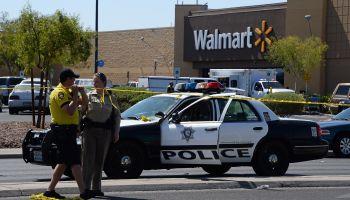 Five Dead, Including 2 Police Officers In Las Vegas Shooting