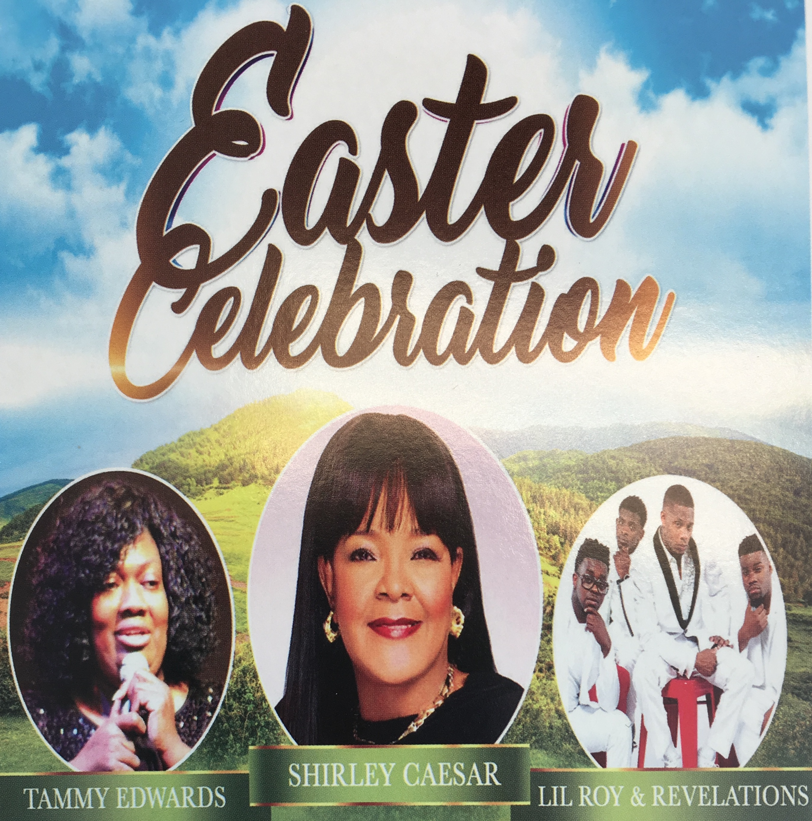 Big Easter Celebration Register To Win
