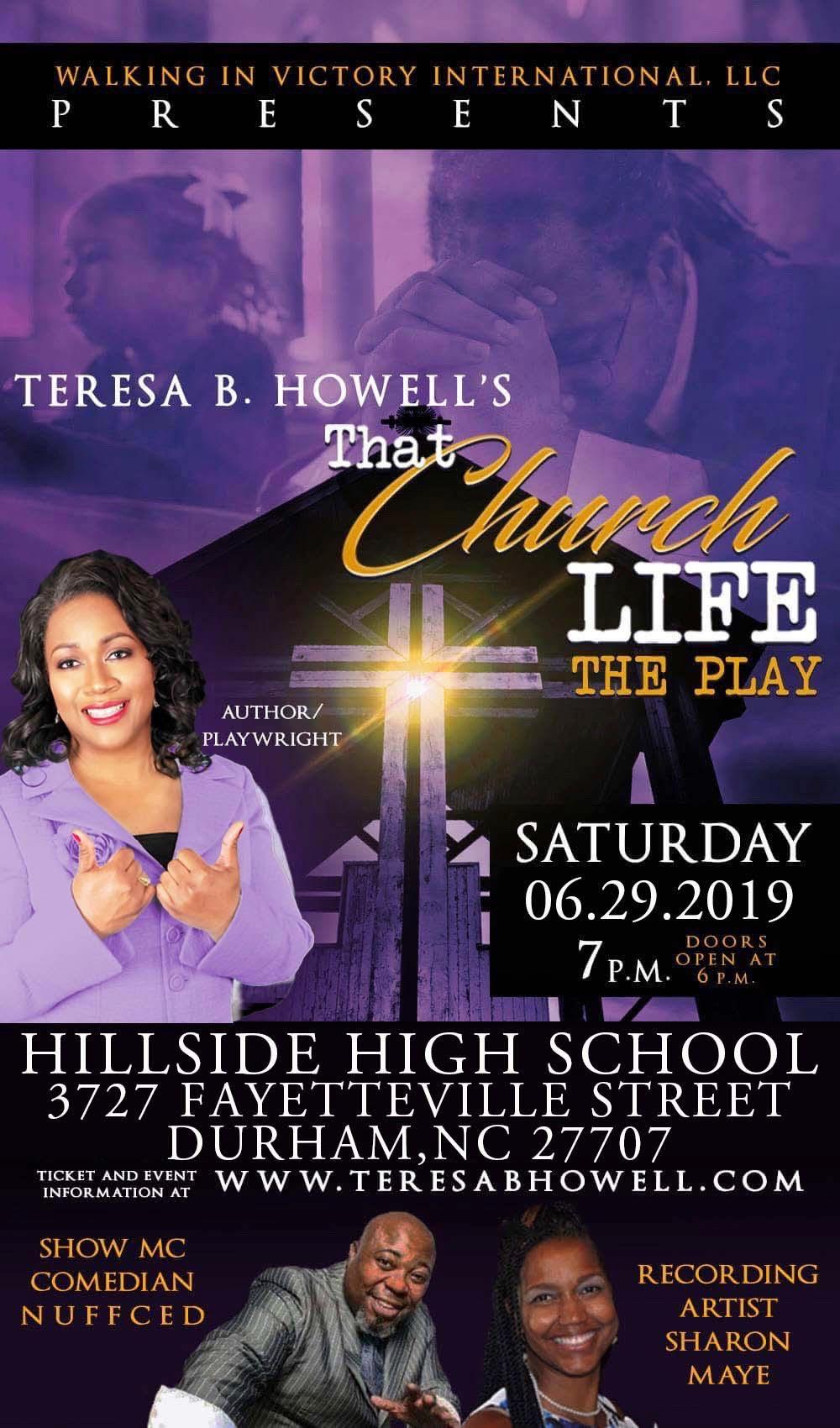 That Church Life Play 2019