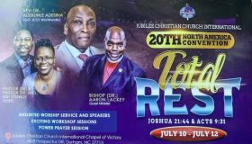 JCCI 20th Convention: Total Rest 2019