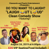 Do You Want To Laugh Clean Comedy Show