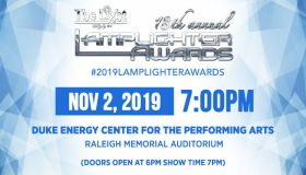 Lamplighter Awards 2019 Graphics