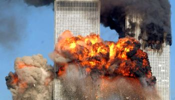 World Trade Center Attacked
