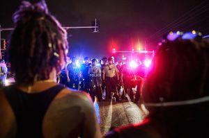 US-POLICE-RACISM-PROTEST-FERGUSON
