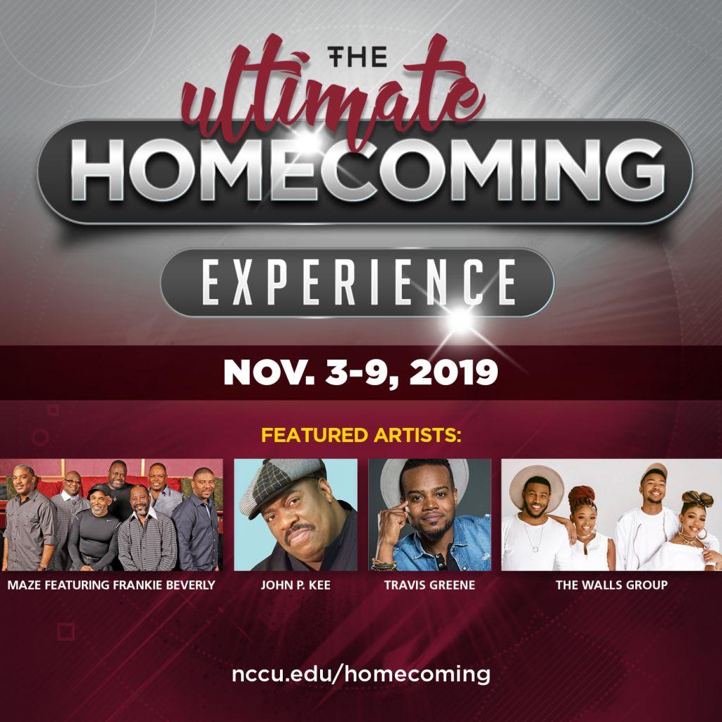 NCCU Homecoming Experience 2019