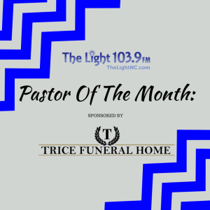 Pastor Of The Month Generic Graphic