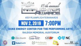 Lamplighter Awards 2019 graphics sponsors