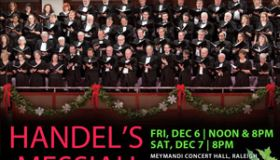 NC Symphony Messiah Raleigh
