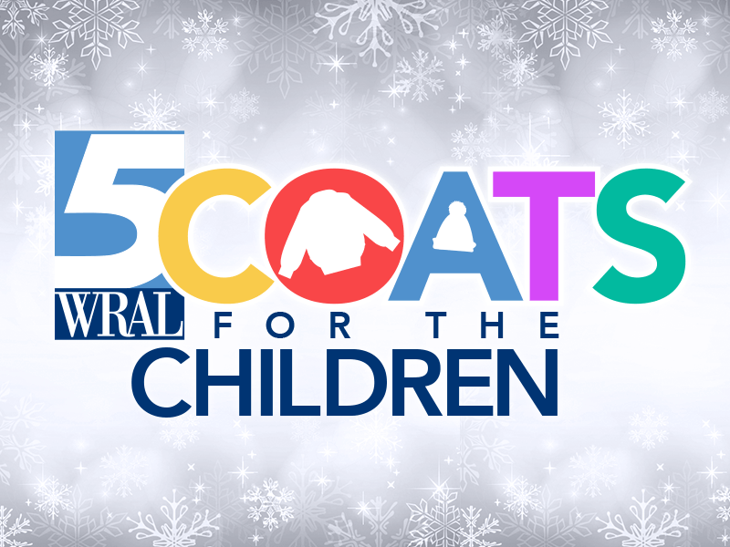 WRAL Coats For the Children Telethon Partnership