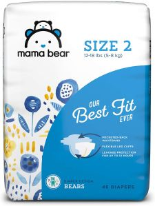 Amazon's Mama Bear Diapers