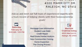 Homebuyer Workshop - Raleigh