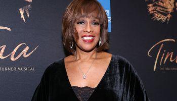 Tina - The Tina Turner Musical Opening - Arrivals.