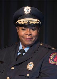Chief Cassandra Deck-Brown
