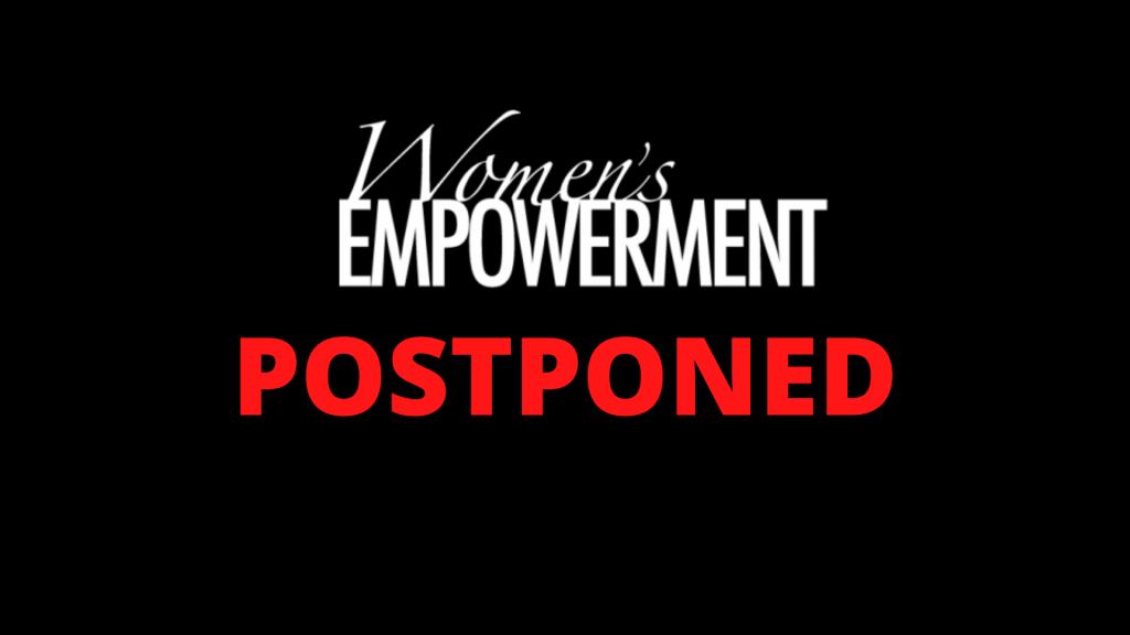 Women's Empowerment 2020 Update graphics