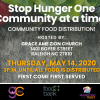 Raleigh Community Food Distribution